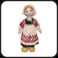 Текстильная, сувенирная и обрядовая кукла
