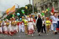 Праздничные мероприятия, посвященные Дню города, пройдут в районах Могилевской области