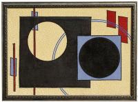 Во Дворце искусств г. Бобруйска работает персональная выставка Александра Шендерова «Лоскутные узоры»