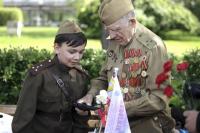 22 июня в Краснопольском районе пройдет региональный дистанционный конкурс чтецов военной поэзии «Я о войне сегодня говорю...»