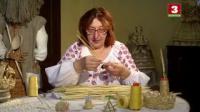 Наталля Дамянікава - Народны майстар па саломапляценню