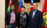 В Методическом центре состоялась встреча делегаций России и Азербайджана